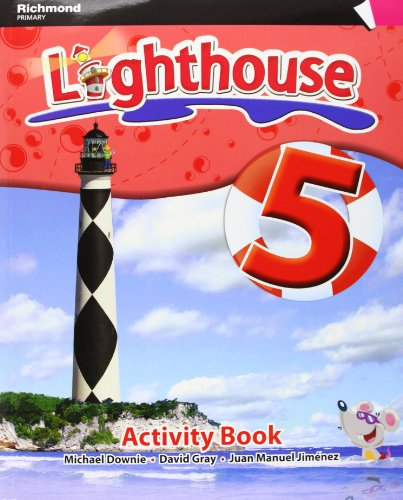 Lighthouse 5 Activity  Book + Grammar - 9788466814751
