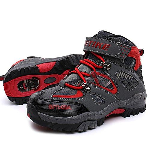 VITIKE Kletterschuhe Dschungel Jungen Gehen Trekking Wasserdicht Leicht Draussen Sportlich Schuhe (Leichte Kinder Schuhe Für)