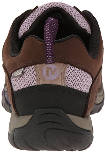 Merrell Azura Waterproof Hiking Shoe Chocolate Brown