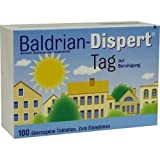 Baldrian-Dispert Tag Tabletten, 100 St.