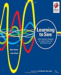 Learning to See: Value Stream Mapping to Add Value and Eliminate MUDA by Mike Rother (1999-06-01)