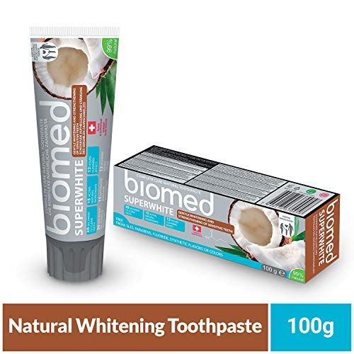 BIOMED Superblanco Pasta de dientes (75ml)