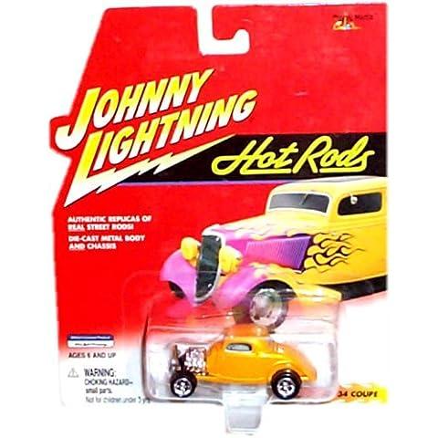 Johnny Lightning Hot Rods 1934 Coupe by Johnny Lightning
