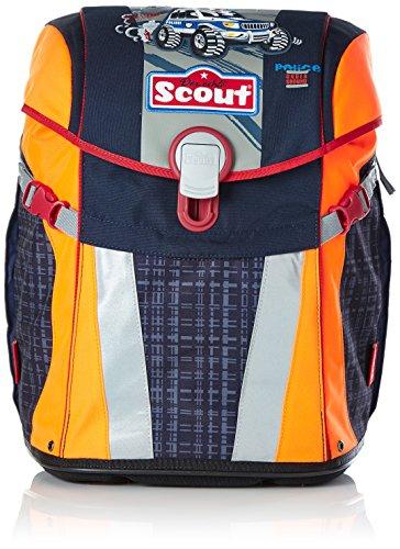 Scout - Sunny - Schulranzen Set 4 tlg. - Polizei