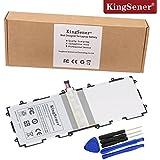 KingSener 7000mAh para Samsung Galaxy Note 10.1Tab 2P5100P5110P7500P7510N8000N8010SP3676B1A (1S2P) de la batería