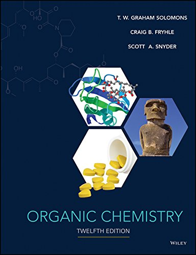 Organic Chemistry, Twelfth Edition Cover Image