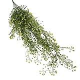 YUYOUG 81cm Künstliche Fake Seide Kunststoff Trailing Flower Vine Aufhängen Girlande Vine Saite Pflanze Home Garten Hochzeit Decor, B, Einheitsgröße