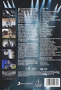 Michael Jackson : Live in Bucarest (The Dangerous Tour)