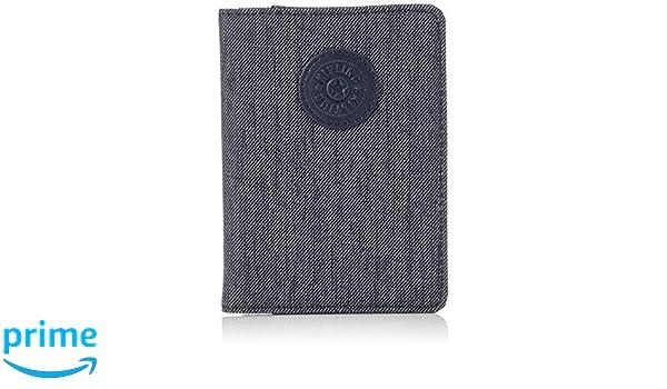 Kipling TRAVEL DOC Organiseur de sac /à main 0.01 liters Bleu 22 cm Active Denim