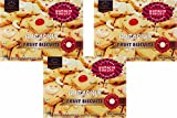 #4: Karachi Bakery Fruit Biscuits, 400g, Pack of 3