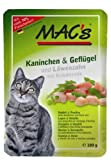 Macs Cat Kanin-Geflügel 100gP