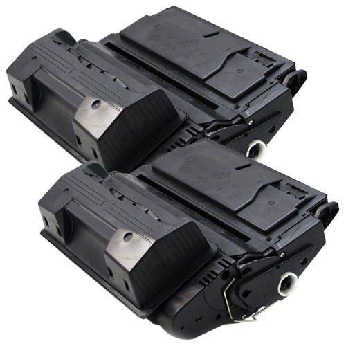 Q5945a Laser Toner (Tito-Express PlatinumSerie 2X Laser-Toner XXL Schwarz kompatibel mit HP Q5945A 4345 4345MFP 4345X MFP 4345XM MFP 4345XS MFP)