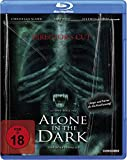 Alone in the Dark (Director's Cut,Fsk K (Blu-Ray) [Import allemand]