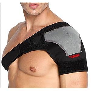 Schulterstütze Support Einstellbare Wrap Gürtel Band, leicht und atmungsaktiv