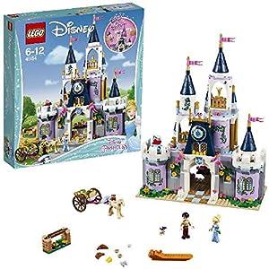 LEGO Disney Princess - Il Castello dei Sogni di Cenerentola, 41154 LEGO Disney LEGO