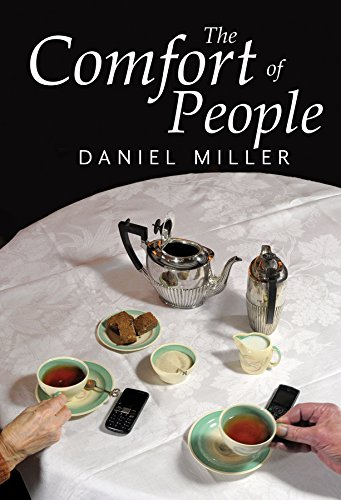 The Comfort of People (English Edition)