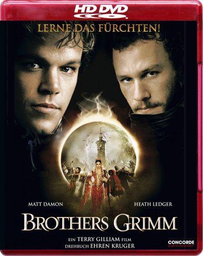 Brothers Grimm  [HD DVD]