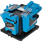 Silver 657946 - Afilador multifunción (96W, HSS), color azul