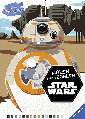 Wars™ Malen nach Zahlen (Star Wars Erwachsene)