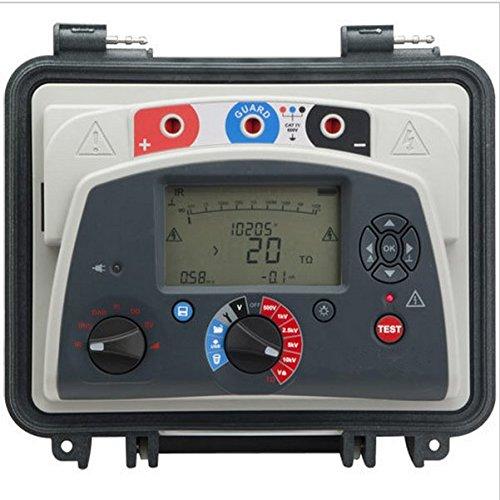 Preisvergleich Produktbild Gowe 10-kv Isolation Widerstand Tester Advanced Speicher mit Uhrzeit/Datum Stempel