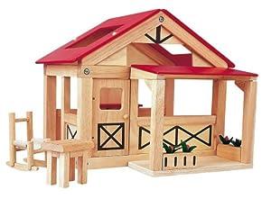 Plantoys 7158 - Casa de campo en madera importado de Alemania