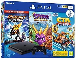 PS4 1 To Crash Team Racing + Spyro + RC Hits - noire (B07Y3DTRBF) | Amazon price tracker / tracking, Amazon price history charts, Amazon price watches, Amazon price drop alerts