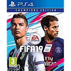 FIFA 19 Champions Edition (PS4) (New)