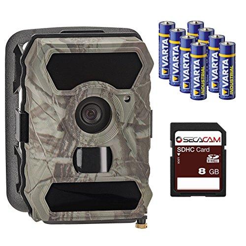 100-Grad-Wildkamera-berwachungskamera-SecaCam-HomeVista-Full-HD-Weitwinkel-12-MP-Premium-Pack
