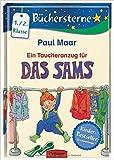 Ein Taucheranzug für das Sams: Mit 16 Seiten Leserätseln und -spielen (Büchersterne) von Paul...