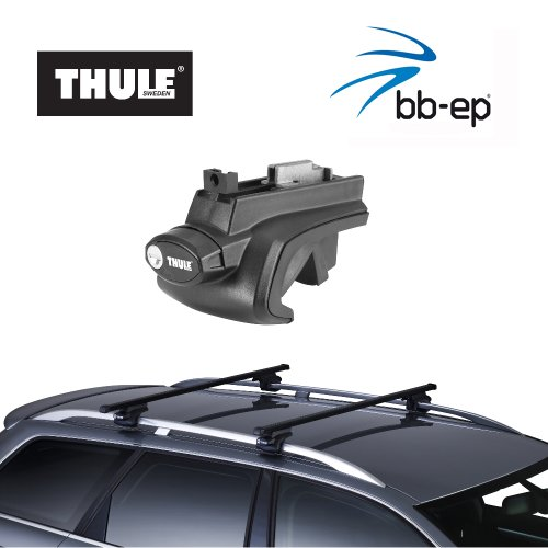 thule-stahldachtrager-90104915-komplett-system-inkl-schloss-fur-renault-clio-iv-grand-tourer-mit-nor