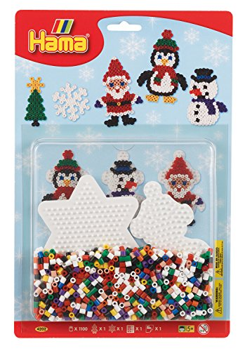 Hama Beads Large Christmas Blister Pack