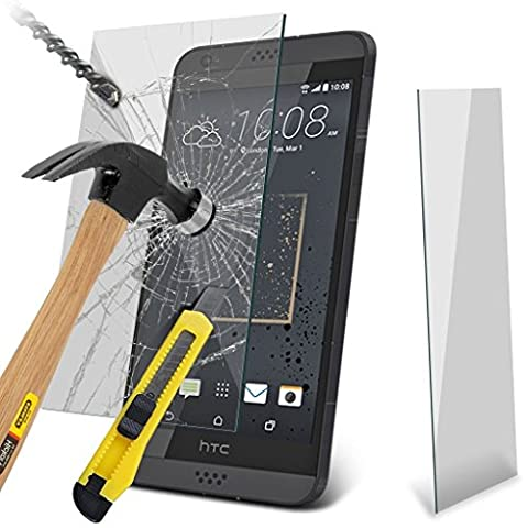 OhMyGosh - HTC Desire 530 Explosion Shock Proof Genuine Tempered Glass Film Screen Protector (OMG15) by OhMyGosh?