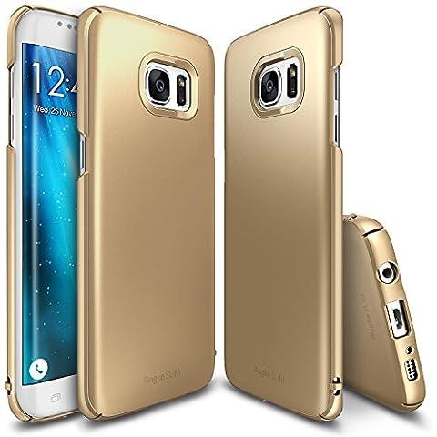 Funda Galaxy S7 Edge, Ringke [SLIM] El Color de Tono Suave Perfecto Delgado Translúcido Ligero Fuerte Funda para Samsung Galaxy S7 Edge 2016 - Royal