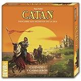 Devir - Expansión Ciudades y Caballeros para Catan, juego de mesa (BGCIUDADES)