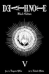 DEATH NOTE BLACK ED TP VOL 05 contains 9 & 10 (C: 1-0-1)