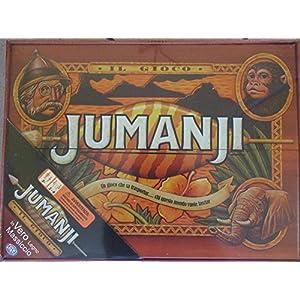 Jumanji Deluxe in Legno, il Classico Gioco Vintage Anni '90 11 spesavip