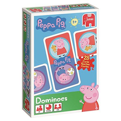 Peppa Pig Dominosteine Spiel