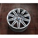 """1x BMW Genuine Alloy Wheel 19"""" M Double-Spoke 172 Rim (36 11 8 036 948)"""