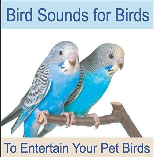 Bird Sounds for Birds: To Entertain Your Pet Bird, Parrots, Cockatiel & Cockatoo by Robbins Island Music -