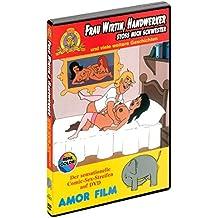 Zeichentrickfilm Porno-Comic-Bücher