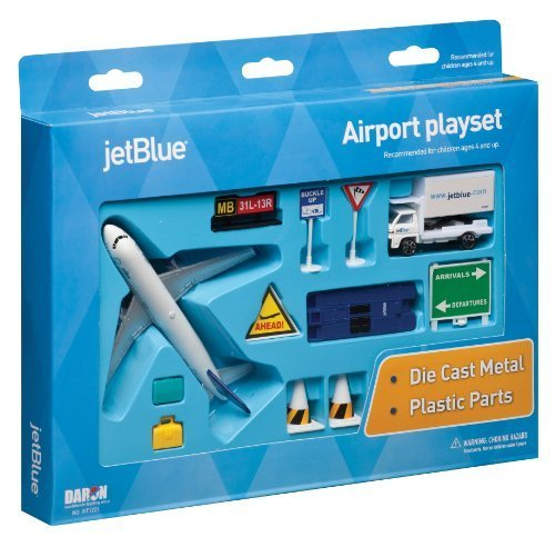 daron-jetblue-die-cast-airport-playset-11-pieces-in-set-by-daron