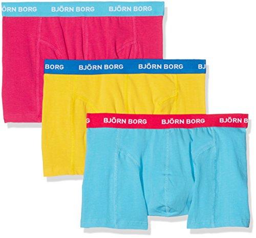 bjorn-borg-herren-boxershorts-short-shorts-seasonal-contrast-solids-3-p-blue-blue-atoll-xl