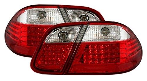 Eagle Eyes LED Rückleuchten Set in Rot Weiß