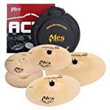 MES Act Series Becken Perfomanceset+ 18' Crash (14' HH / 16' Crash / 20' Ride / 18' Crash)