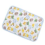 Y-BOA Portable Changing Pad Baumwoll Baby tragbare Wasserdichte Wickeltischauflage Wickelunterlage (Löwe)