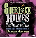 Best Sir Arthur Conan Doyle Livres Audio - [Sherlock Holmes: The Valley of Fear] [by: Sir Review