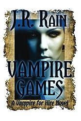 Vampire Games by J. R. Rain (2015-04-14)