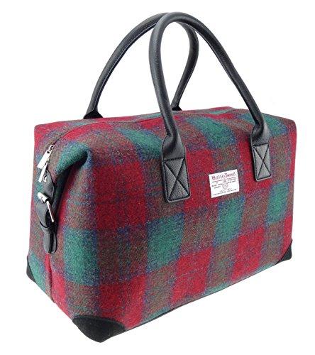 Lindsay-Tartan-Harris-Tweed-Holdall-Unisex-Bag-LB1006COL13