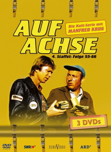 Staffel 4.0 (Folge 55-66, Softbox, 3 DVDs)