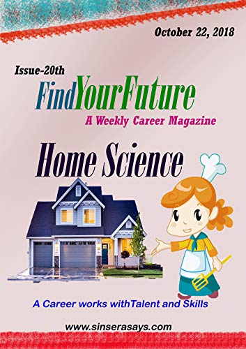 Find Your Future : Issue-20th : A Weekly Career Magazine (English Edition)